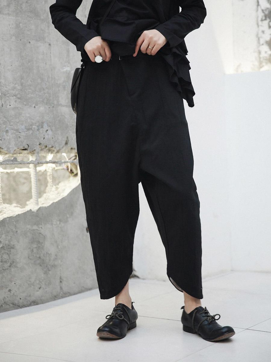 женские дизайнерские штаны