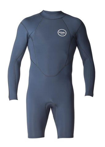 XCEL MEN'S 2MM L/S AXIS SPRING SUIT
