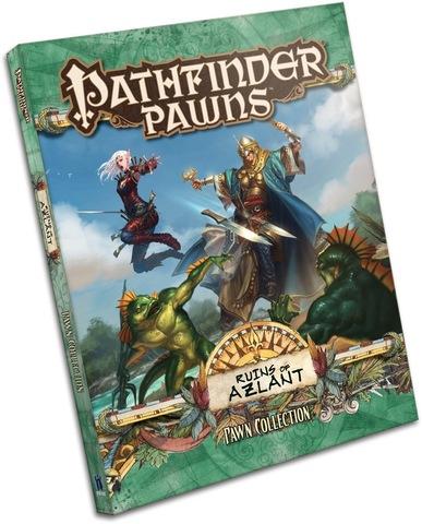 Набор фишек Pathfinder: Ruins of Azlant Pawn Collection