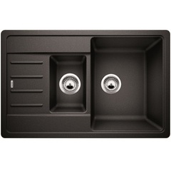 Мойка кухонная 78х50 см Blanco Legra 6S Compact 521302 фото