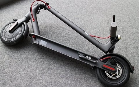 Самокат Xiaomi Electric Scooter M365 (RU)