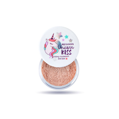 Relouis Unicorn Kiss Тени-пигмент для век тон 02 Pastel Unicorn