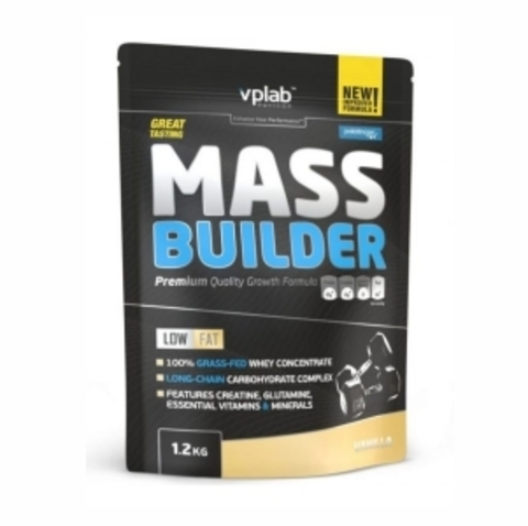 VP Laboratory Mass Builder 1200 г Vanilla
