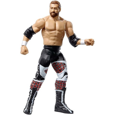 Сами Зейн Серия 81. Бойцы WWE
