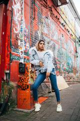 модная джинсовая куртка интернет-магазин
