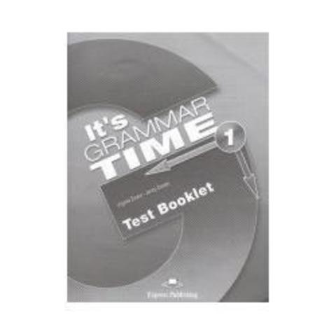 It's GRAMMAR TIME 1 Test