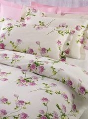 Постельное белье 2 спальное Mirabello Scented Rose бежевое