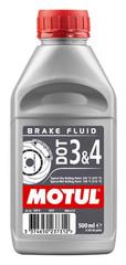 Тормозная жидкость MOTUL DOT 3&4 Brake Fluid FL