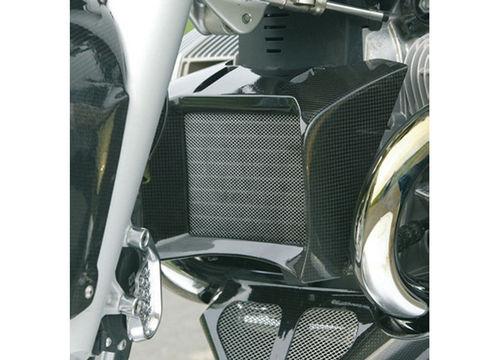 Крышка масляного радиатора BMW R1200R (-10) карбон