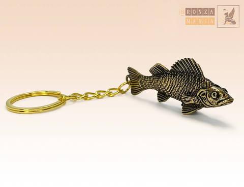 брелок Рыба Ерш