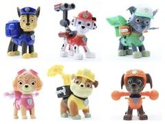 Щенячий патруль игрушки щенков — Paw Patrol Toys