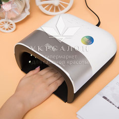 Лампа для маникюра LED+UV Sun 3, 48W