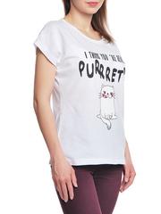 37662-12-2 футболка женская, белая
