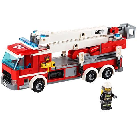 LEGO City: Пожарная часть 60110