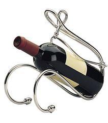 Подставка для бутылки посеребренная Broggi Classica Epns