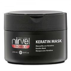 Кератиновая маска для восстановления и увлажнения волос Keratin mask