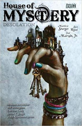 House of Mystery: Desolation 8