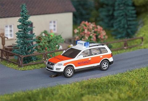 Faller 161559  VW Touareg Notarzt, H0