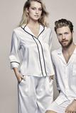 Стильная женская пижама класса люкс Zimmerli