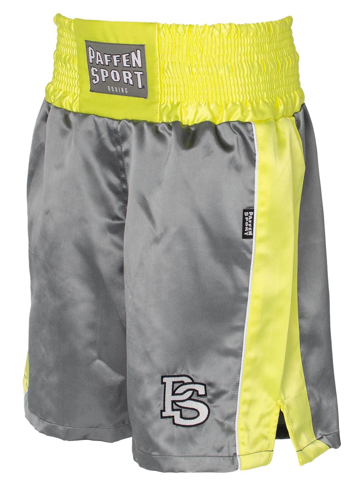Детские шорты для бокса Paffen sport