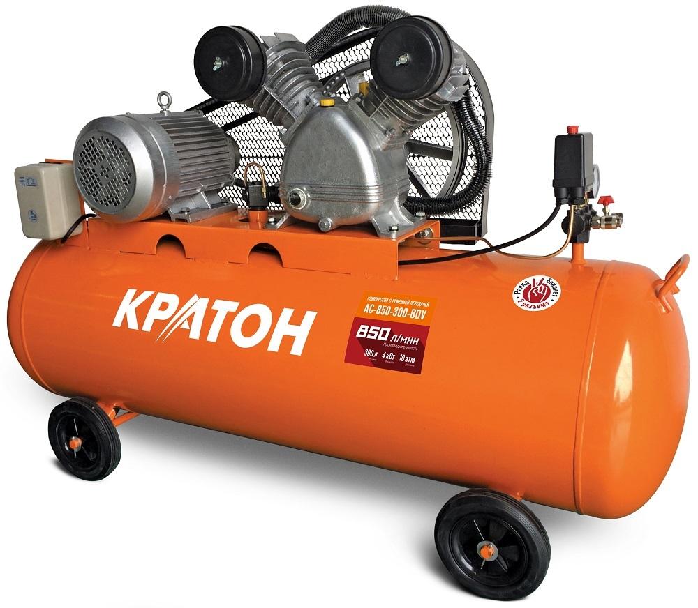 КРАТОН Компрессор с ременной передачей Кратон AC-850-300-BDV AC-850-300-BDV.jpeg