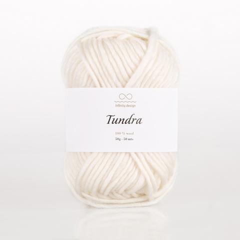 Пряжа Infinity Tundra 1012 белый