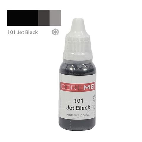 #101 Jet Black DOREME