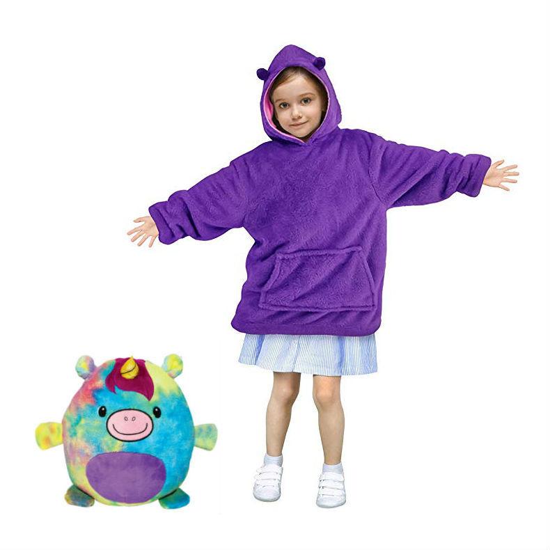 Для детей Детская толстовка - игрушка Huggle Pets Hoodie detskaya-tolstovka-igrushka-huggle-pets.jpg