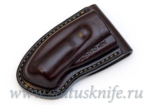 Чехол кожаный коричневый ZT 0801