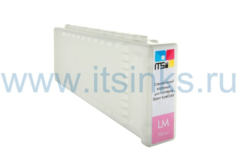 Картридж для Epson C13T7146 Light Magenta 700 мл