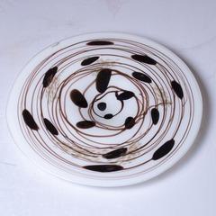 Блюдо декор-стекло, 4159-54