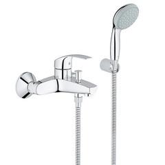 Смеситель для ванны с душевым набором Grohe Eurosmart New 3330220A фото