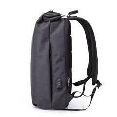Рюкзак-торба молодёжный для города КАКА 802 тёмно-серый