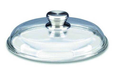 Крышка стеклянная  24cm