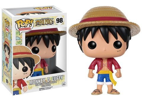 Фигурка Funko POP! Vinyl: One Piece:Monkey D. Luffy