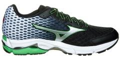 Мужские кроссовки для бега Mizuno Wave Rider 18 (J1GC1503 03) черные