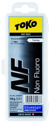 парафин Toko TRIBLOC NF черная с молебденом, базовая 120 гр.