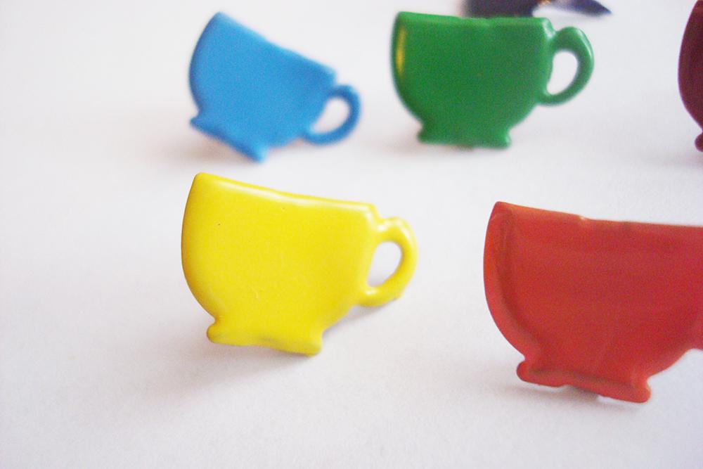 Брадс «Цветные чашки» набор