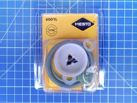 MESTO Комплект прокладок и уплотнений 6001L (FPM)