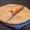 Нож для Пуэра, красное дерево #2