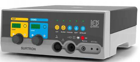 Монополярный электрохирургический аппарат SURTRON 80