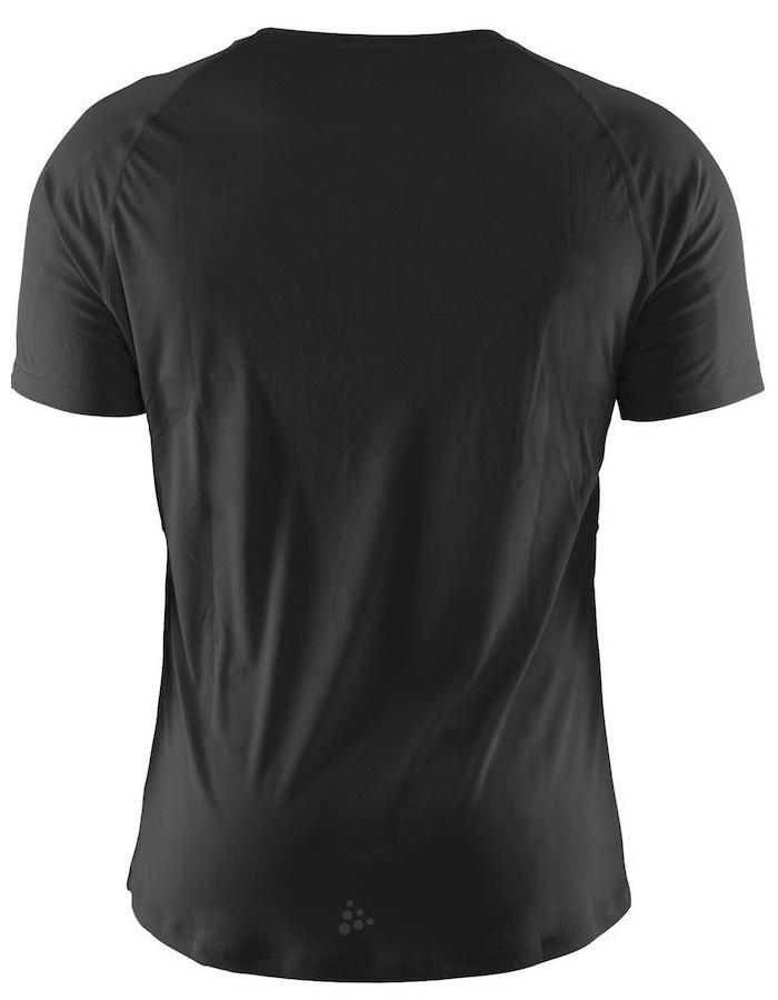 Мужская футболка для бега Крафт Prime Run (1902497-9999) черная фото