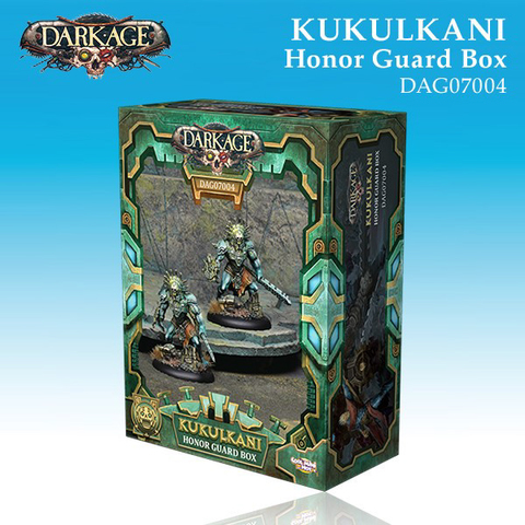 Kukulkani Honor Guard Unit Box (2)