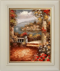 Неаполь - картина по номерам, MG6139