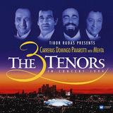 The Three Tenors With Zubin Mehta / The 3 Tenors In Concert 1994 (2LP)