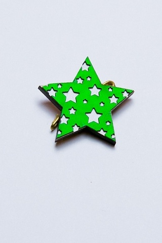 Значок LITTLE STAR 1