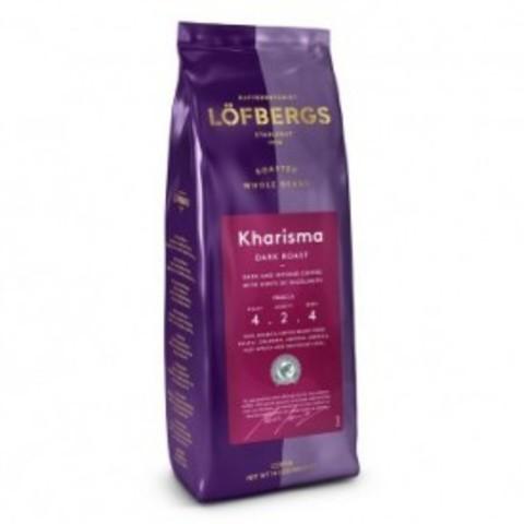 Кофе в зёрнах Lofbergs Kharisma