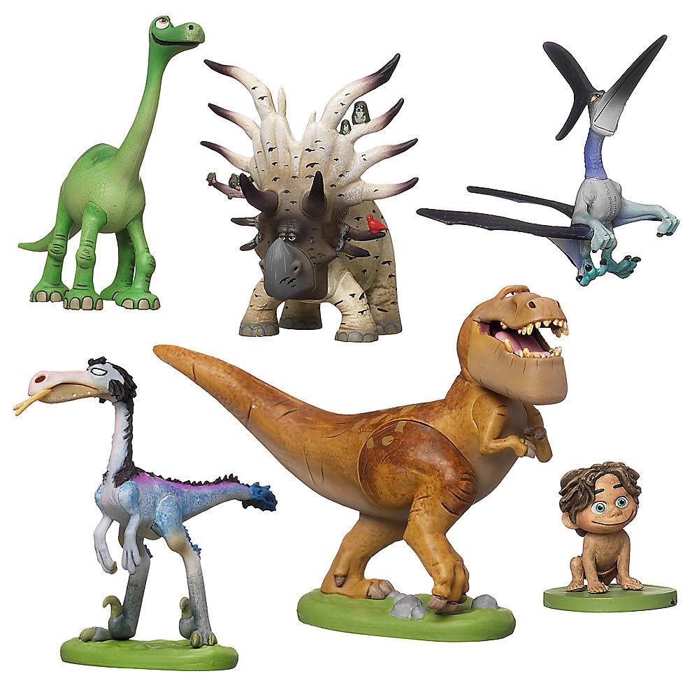 Игрушки Хороший динозавр Фигурки Хороший Динозавр набор 6 шт. 1.jpg
