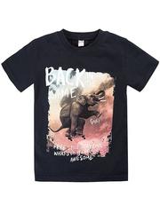 BK003-37 футболка детская, черная