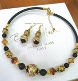 Комплект ожерелье и серьги Eleganza цвет ARLO